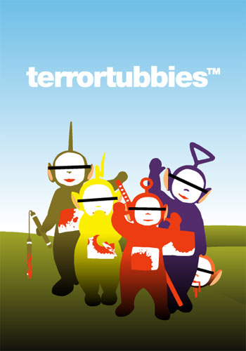 Find A Code >> 'terrortubbies' by Toby Yeung - Illustration from Hong Kong