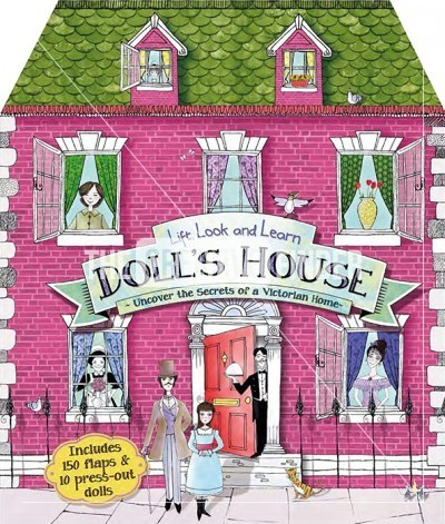 out of a dolls house inot